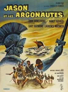 Jason et les Argonautes, Don Chaffey, 1963