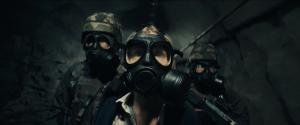 THE UNTHINKABLE-masque à gaz