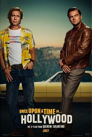 Once Upon a Time... in Hollywood, de Quentin Tarantino