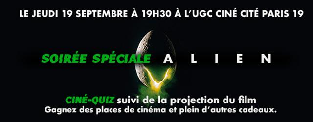 De quoi s'agit-il ? Pour bien commencer cette fin d'année, Grand Écart vous donne rendez-vous le 19 septembre à 19h30 à l'UGC Ciné-Cité Paris 19 pour participer au ciné-quiz Personne...