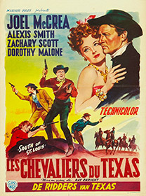 Les Chevaliers du Texas, de Ray Enright