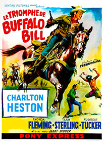 Le Triomphe de Buffalo Bill, de Jerry Hopper